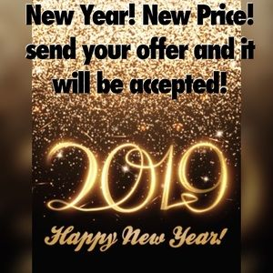 Shoes - Happy New Year! Offers are being accepted!